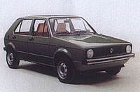 Volkswagen Golf: Čtvrt století ve hře