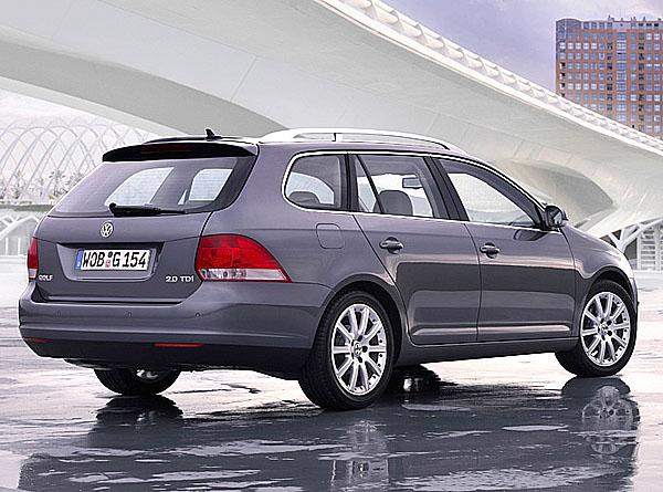 Volkswagen na Ženevském autosalonu 2007