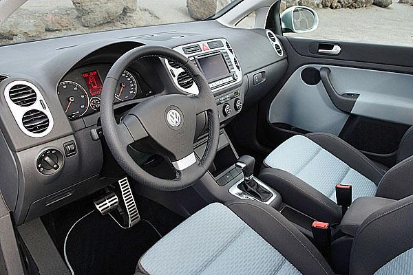 Nový VW CrossGolf na českém trhu