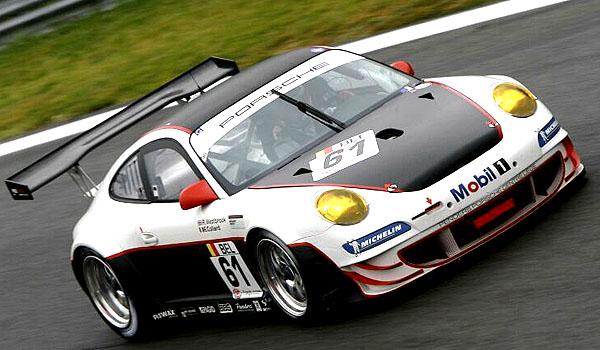 FIA GT: Monza svědčila vozům Corvette a Sallen