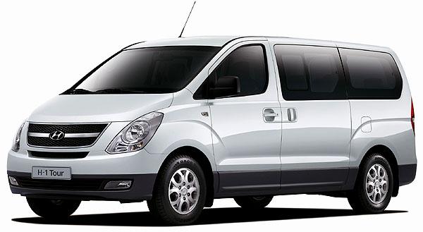 Nový Hyundai H-1 vužitkovém provedení VAN i vosobní verzi