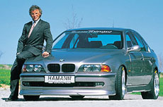 Hamann Motorsport: Automobily pro individualisty