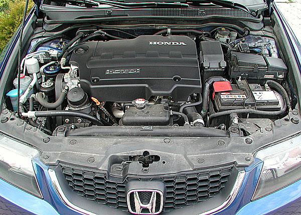 Honda Accord snovým naftovým motorem vtestu redakce