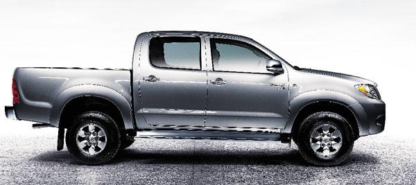 Toyota představila vJižní Africe nový model Hilux Pickup řady IMV