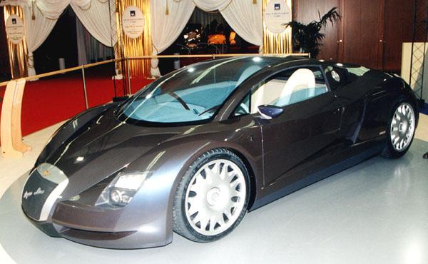 Hispano Suiza: Sportovní kupé pro rok 2000