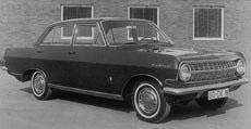 Opel Rekord - zlatá střední cesta