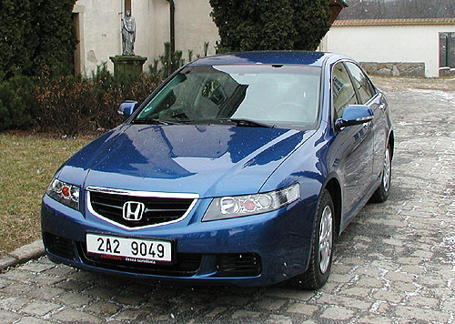 Nový sedan Honda Accord a kombi Accord Tourer na našem trhu