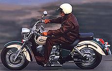 Honda VT 750 C2 Shadow: Stroj do pohody