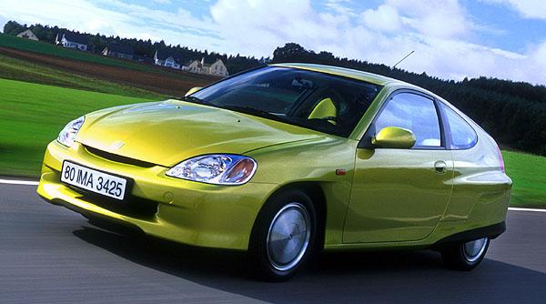 Honda Insight: Hybrid na českých silnicích