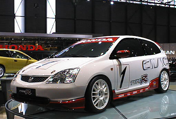 Honda Civic Type-R pro sportovce