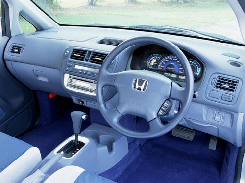 Honda FCX s palivovými články – do prodeje od 2. prosince 2002
