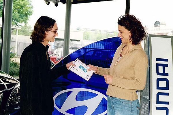Soutěž Hyundai Motor Company o nejlepší slogan k Euru 2004