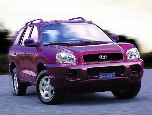 VČR prodáno do konce srpna 2002 celkem 1 940 osobních a lehkých užitkových vozů Hyundai