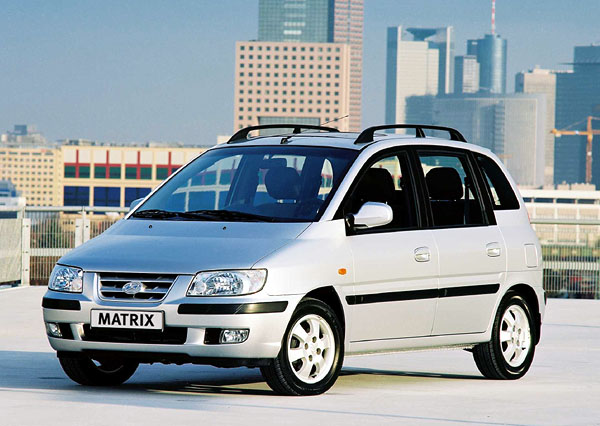 Hyundai Matrix: novinka z Koreje