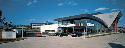 Slavnostní zahájení činnosti Hyundai Motor CZ s.r.o.