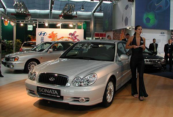 Hyundai Sonata: větší a výkonnější
