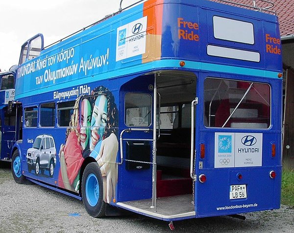 Hyundai zaznamenává úspěchy na Letních olympijských hrách vAthénách