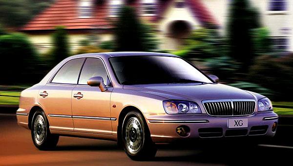 Hyundai vprvním pololetí 2002 více jak zdvojnásobil prodej oproti srovnatelnému období minulého roku
