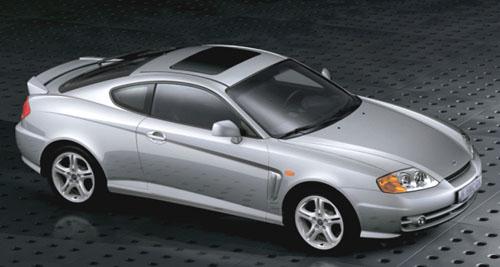 Nový motor 2,0i CVVT pro Hyundai Coupe