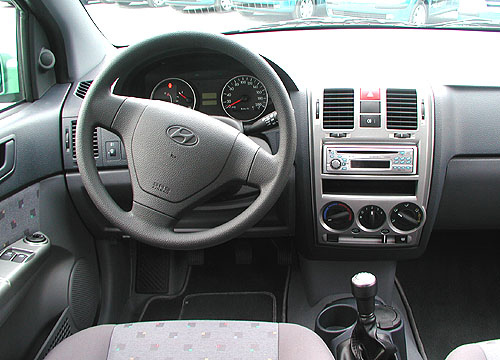 Hyundai zahájil prodej nového modelu Getz