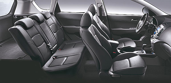 Hyundai i30CW (Crossover Wagon)
