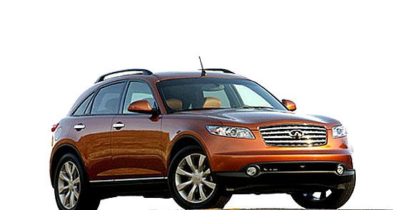 Na březnovém ženevském autosalonu bude uvedena nová značka luxusních vozů Infiniti