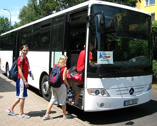Autobusy Mercedes-Benz Intouro