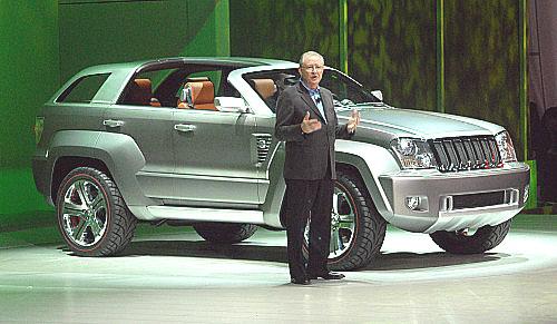 Jeep na North American International Auto Show 2007