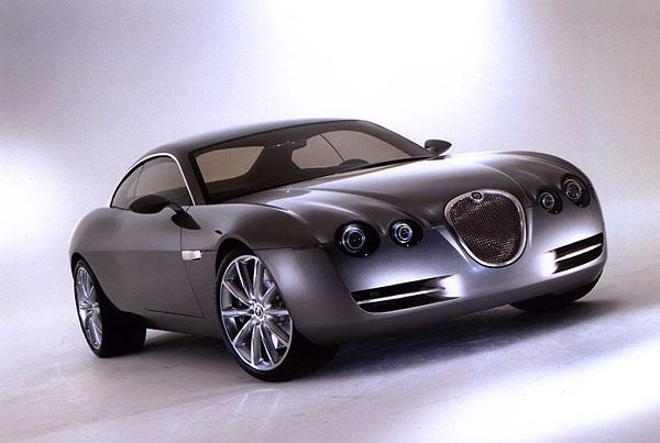Jaguar R-Coupé: okouzlující studie