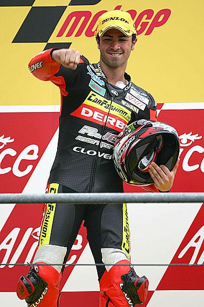 Dunlop zahájil fantasticky závodní motocyklovou sezonu 2008