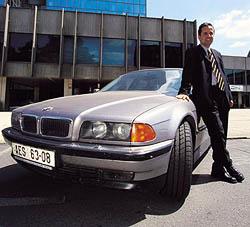 Jaroslav Koloušek: BMW mi zachránilo život