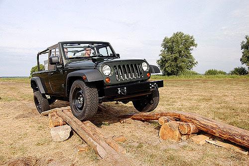 Fleesensee, Německo - Euro Camp Jeep