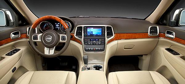 Podrobně o zcela novém Jeep® Grand Cherokee
