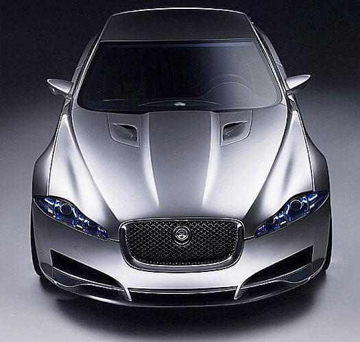 Jaguar na autosalónu v Detroitu