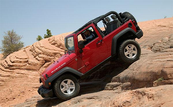 Po 65 letech přináší značka Jeep zcela nové provedení dvoudveřového čtyřmístného modelu Wrangler
