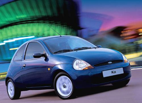 Ford Ka vmodelovém roce sřadou inovací a svelice atraktivní cenou!