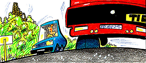 Aral, dejte přednost bezpečnosti! Téma 10: Kamionová doprava – 6. díl