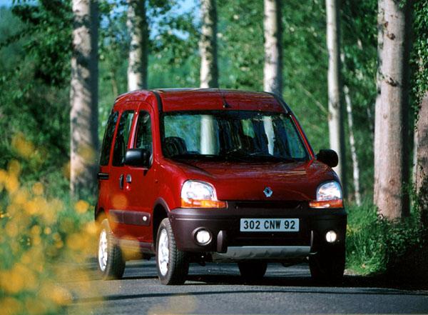 Renault Kangoo se modernizuje