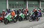 Kawasaki se společností CCB-Leasing uspořádaly vBrně Kawasaki den