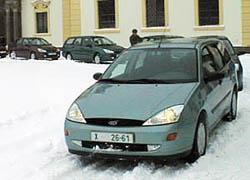 Kombi a čtyřdveřový Ford Focus do prodeje i u nás