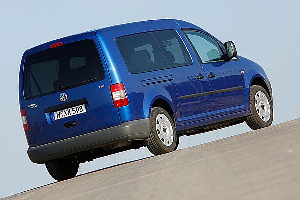 Nový Volkswagen Caddy Maxi Kombi