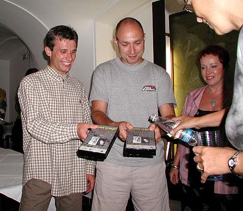 Nadaci Malina scílem zvýšení bezpečnosti silničního provozu založili Roman Kresta a Daniel Landa v dubnu 2003