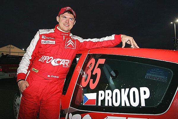 Martin Prokop na Citroenu otevře juniorskou sezonu vMexiku: 28. února – 2. března 2008