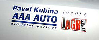 Pavel Kubina mediální tváří AAA AUTO