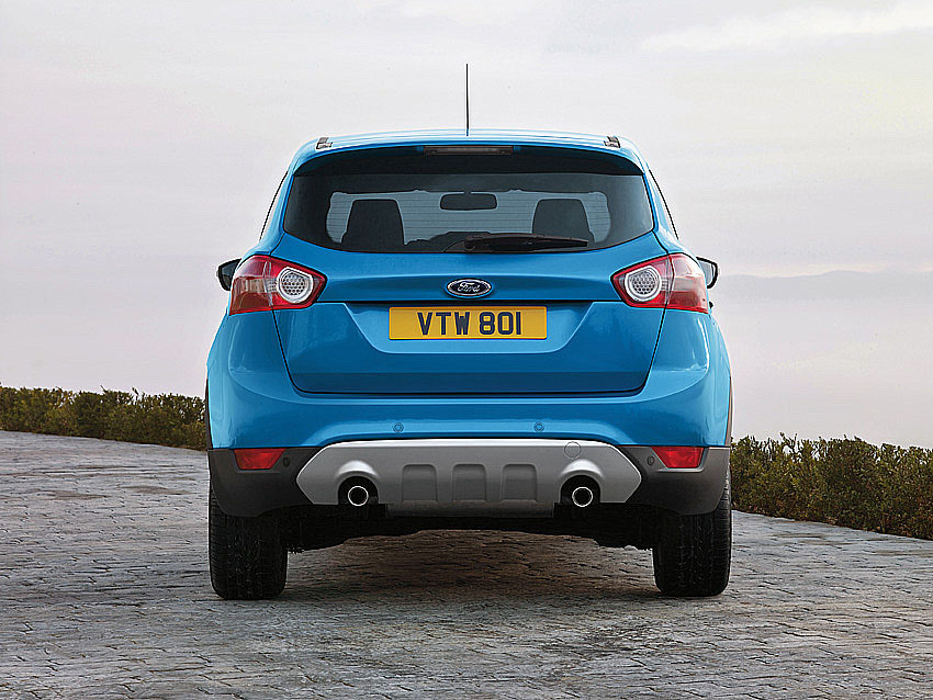 Nový Ford Kuga je na našem trhu