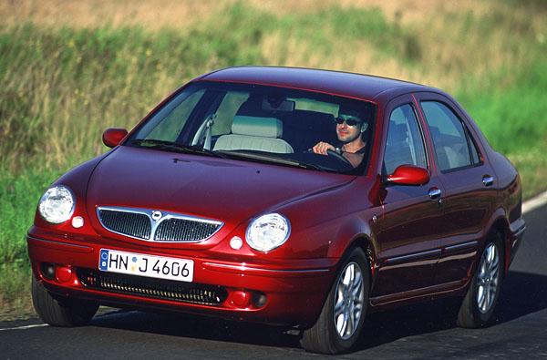 Lancia Lybra svyšší výbavou