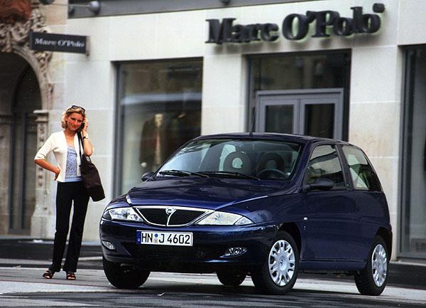 Lancia Y: vydařená modernizace