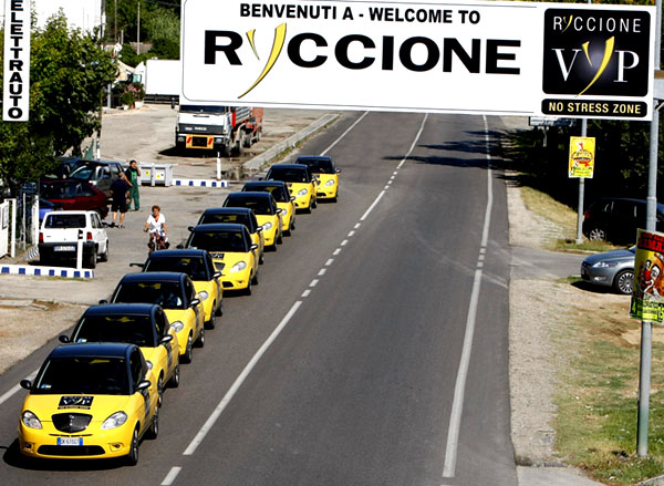 """Žlutá v Ryccione – Operace """"Ryccione VYP"""""""