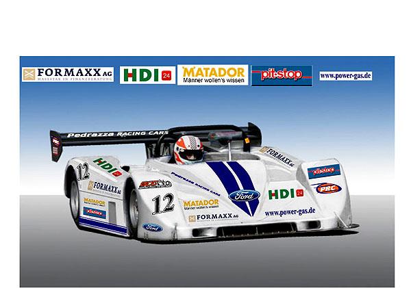 Alternativní pohon nově i ve Sports Car Challenge 2008