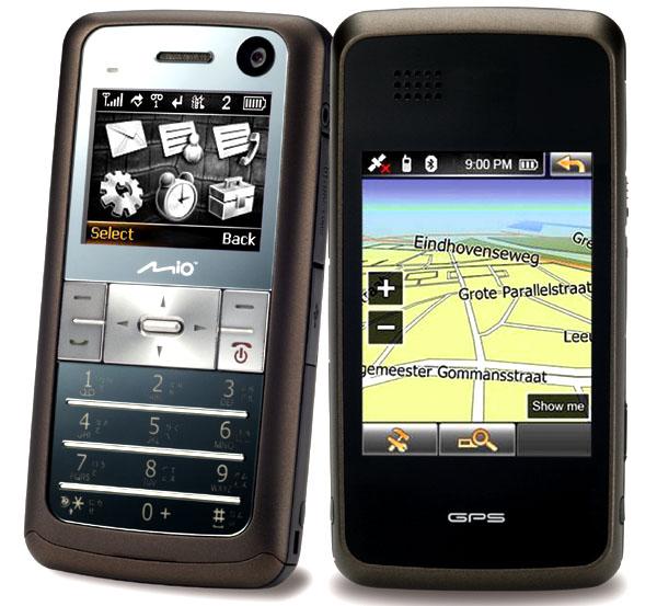 Mio na veletrhu CommunicAsia 2008 představuje svou první autonavigaci spodporou funkcí SIM karet